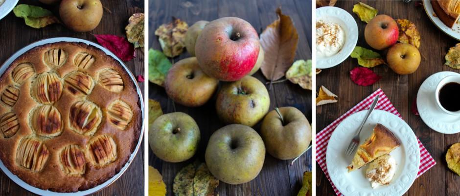 Slider Apfelkuchen