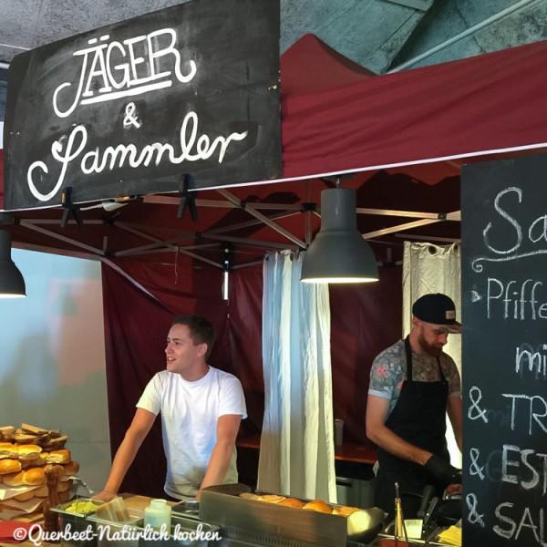 Streetfood-Festival Köln 19.Jäger und Sammler.querbeetnatuerlichkochen