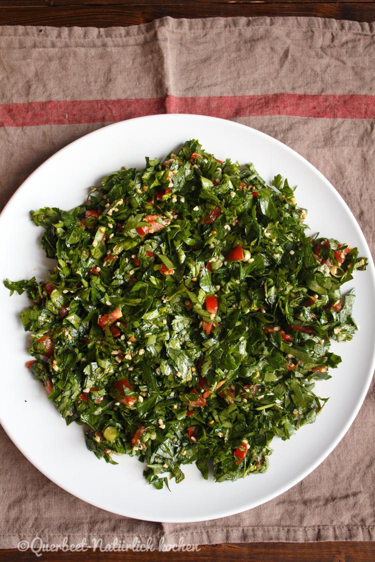 Tabbouleh 4.querbeetnatuerlichkochen